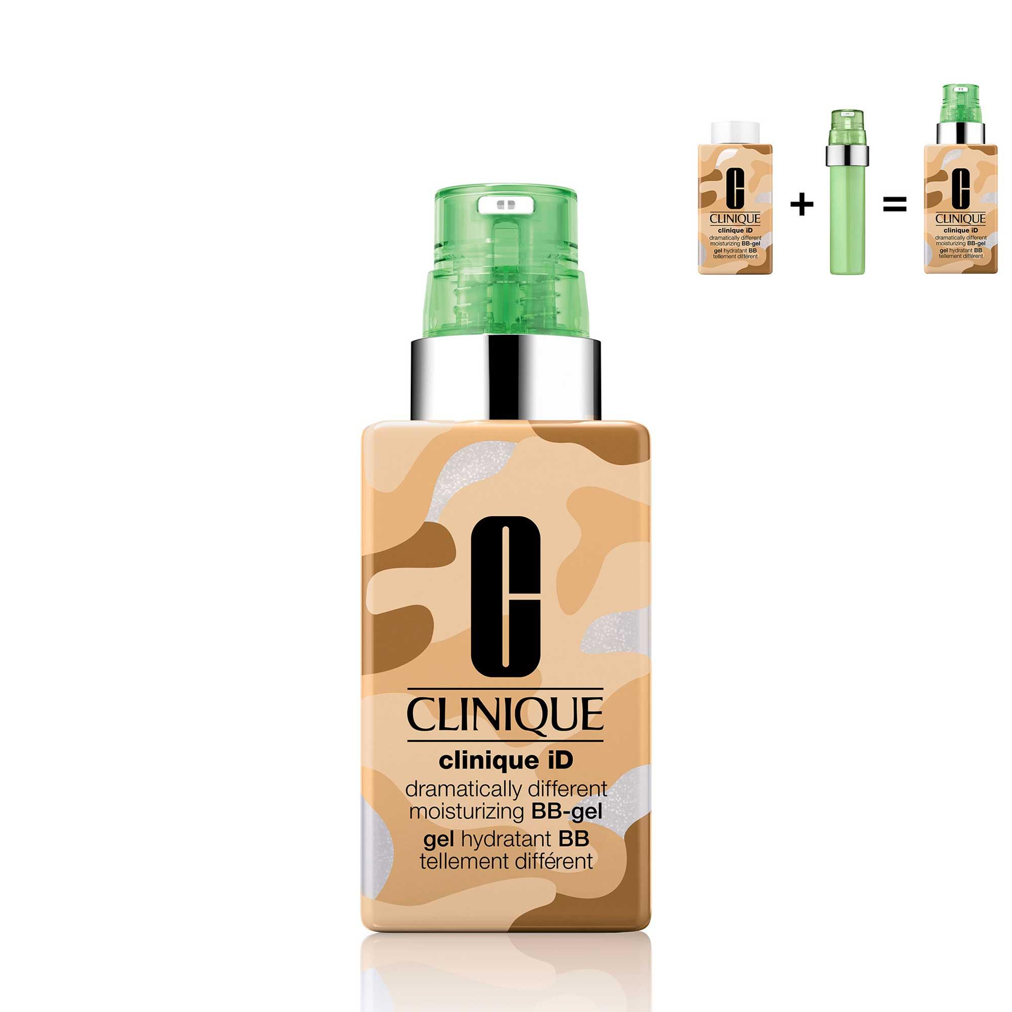 Clinique ID dramatically different moisturizing BB gel + Booster per Pelle sensibile - Clinique