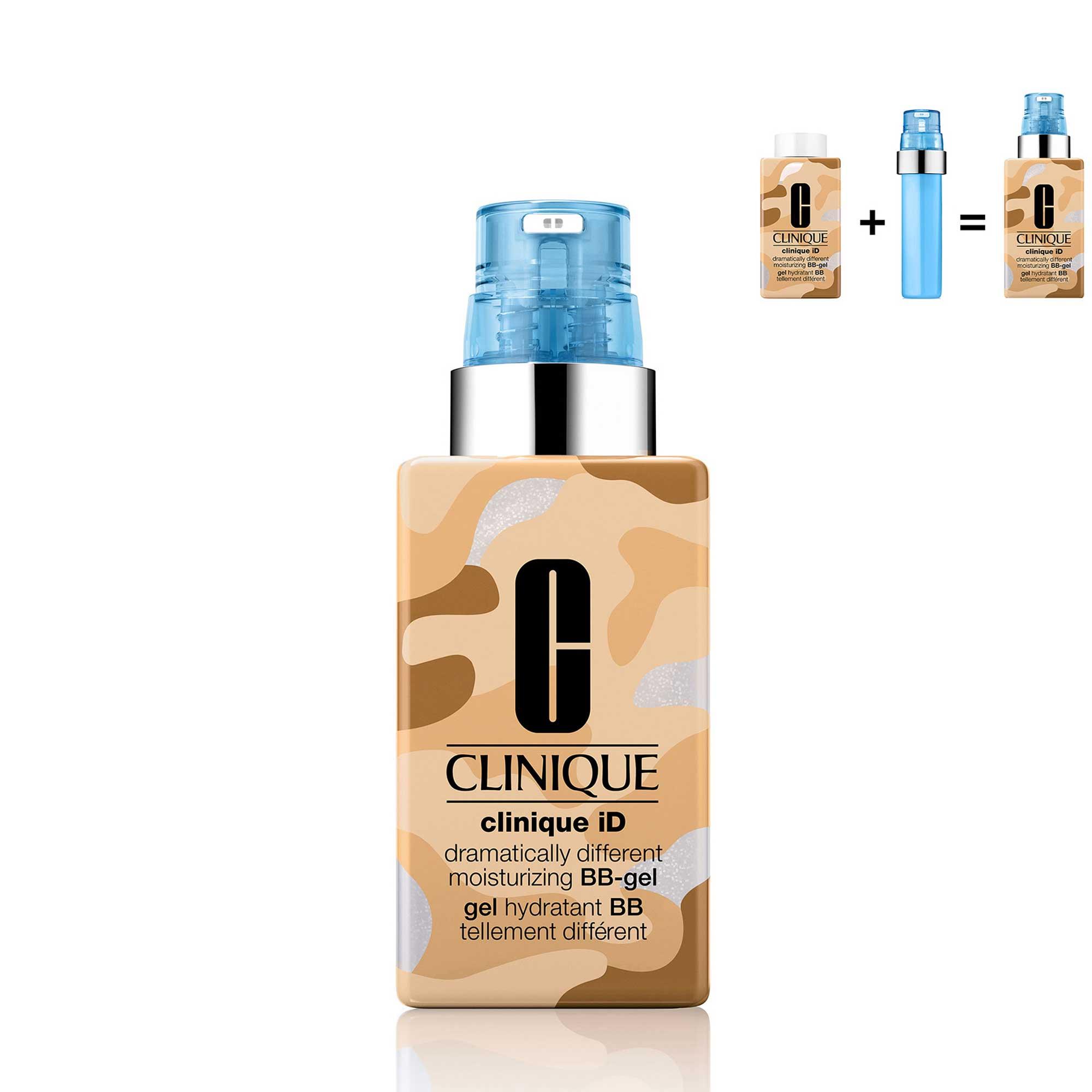 Clinique ID dramatically different moisturizing BB gel + Booster per Pori dilatati e grana non uniforme - Clinique