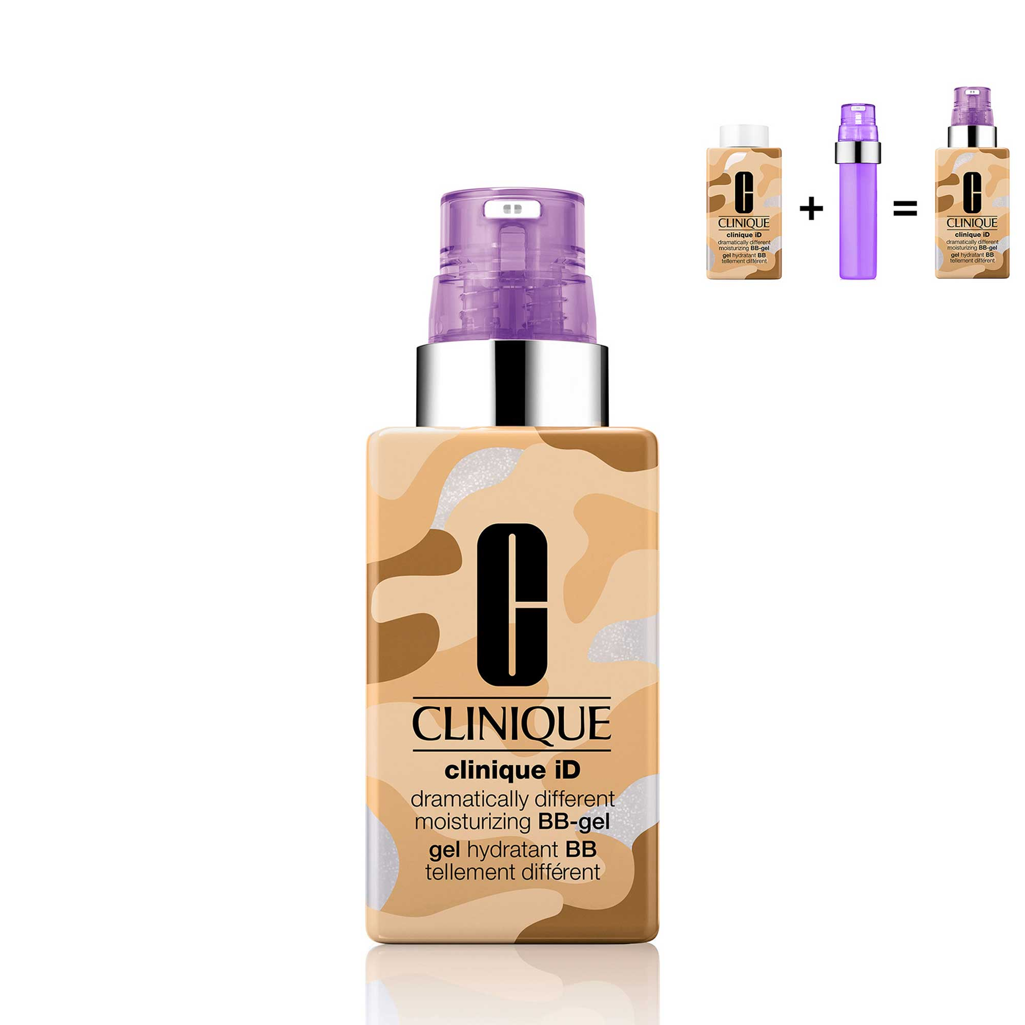 Clinique ID dramatically different moisturizing BB gel + Booster per Linee e rughe - Clinique