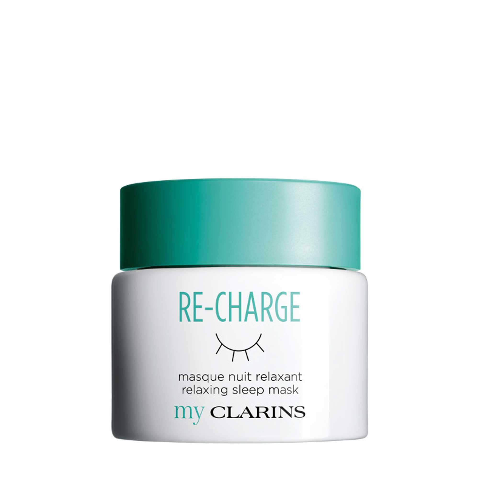 Re-charge Crema Maschera Notte Rilassante - My Clarins