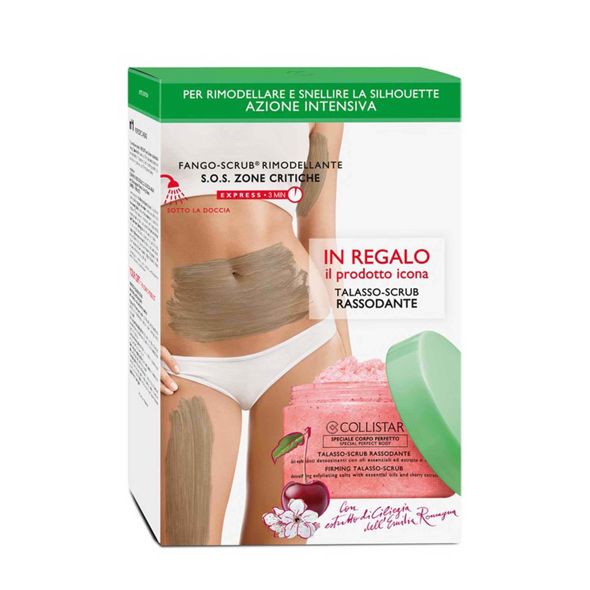 Kit Fango-Scrub® Rimodellante - Collistar