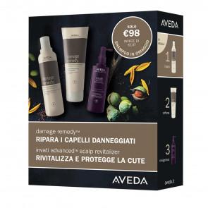 Box Damage Remedy (DR Shampoo, DR Conditioner, INV Scalp Revitalizer)