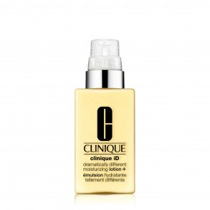 Clinique ID con base IDratante Dramatically Different Moisturizing Lotion + Booster per Macchie e discromie