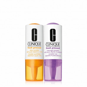 Fresh Pressed 1C+1A Clinical Daily + Overnight Boosters Crema Viso