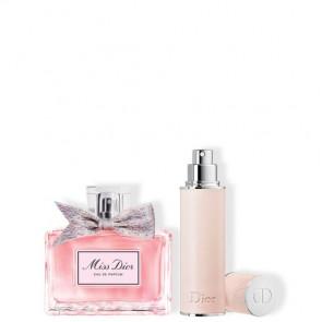 Cofanetto regalo  Miss Dior Eau de Parfum e spray da viaggio