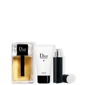 Cofanetto Regalo Dior Homme Eau de toilette - Spray da viaggio - Gel doccia