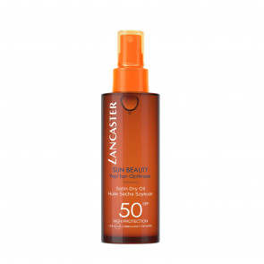 Olio secco SPF50 Fast Tan Optimizer