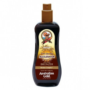 Accelerator Spray Gel Con Bronzer