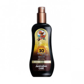 Spf 10 Spray Gel Con Bronzer