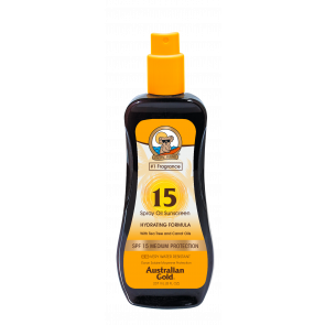 Spf 15 Spray Oil Con Carrot