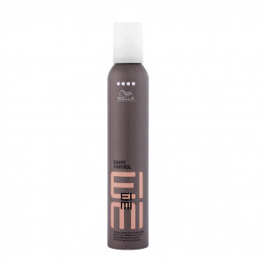 Wella EIMI Volume Shape control Extra strong mousse 300ml - spuma forte