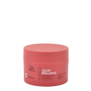 Wella Invigo Color Brilliance Mask 150ml - maschera normali/fini