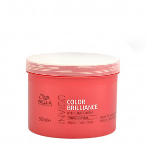 Wella Invigo Color Brilliance Mask capelli normali/fini 500ml