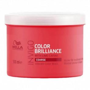 Invigo Color Brilliance Maschera Capelli Spessi 500 ml Wella