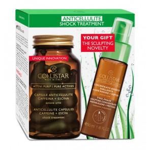 Kit Capsule Anticellulite  Caffeina + Escina Azione Urto