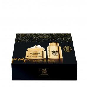 Gold Infusion Scrigno Di Giovinezza - Pozione Di Giovinezza 30ml - Crema Di Giovinezza 45ml