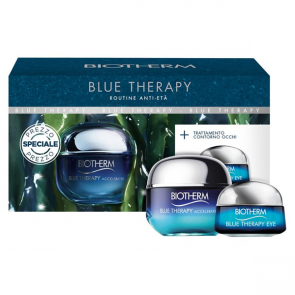 Cofanetto Blue Therapy Accelerated 50ml + Blue therapy eye 15ml