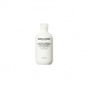 Anti-Frizz Shampoo - Ginger CO2, Methylglyoxal-Manuka Extract, Shorea Robusta