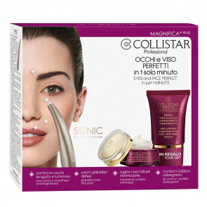 Collistar Sonic Eye&Face System Kit Magnifica Plus Confezione Occhi e Viso