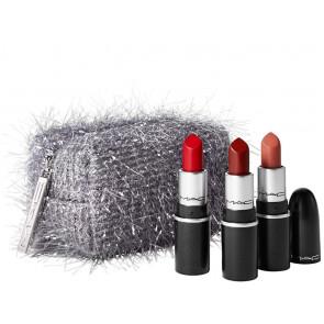 Fireworked Like A Charm Mini Lipstick Kit - Red