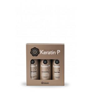 Kit viaggio Keratin P. shampoo + Maschera + Lozione