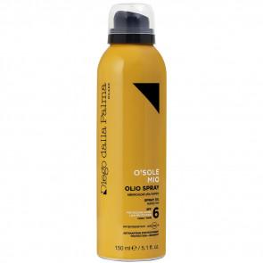 O'sole mio Olio Spray Corpo Spf 6