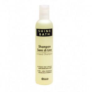 Shine Bath Shampoo Semi di Lino