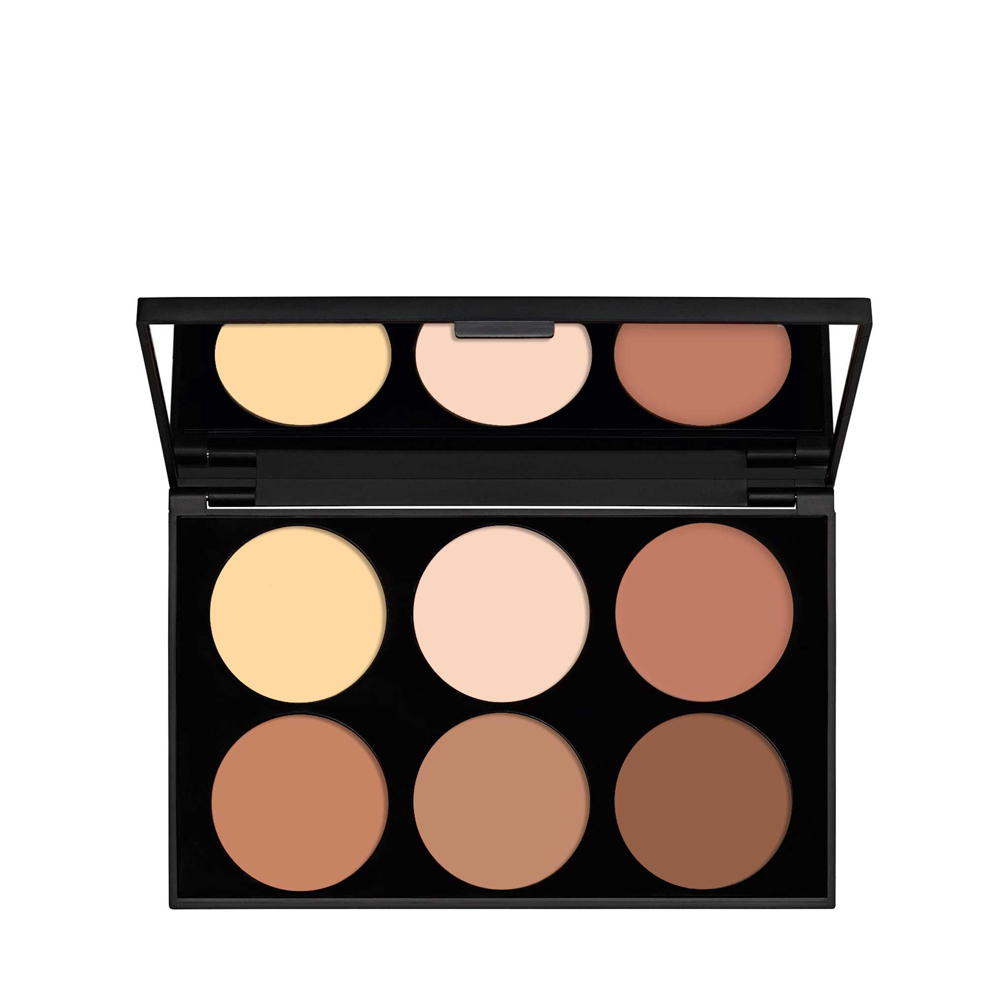 Pro Palette Con Duo Brush For Face & Eyes - Diego dalla Palma