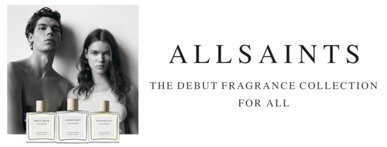 AllSaints - Profumerie Galeazzi
